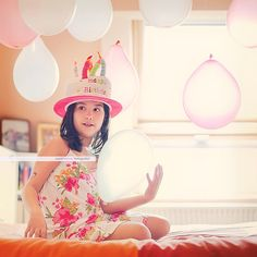 Feliz Cumple Carlotiña. Happy  9   birthday !! by Carol YepeS, via Flickr