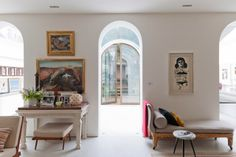 我們看到了。我們是生活@家。: 在倫敦Mayfair的高級住宅區,建築師Andy Martin將這間緊鄰Hyde Park北部