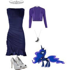 Princess Luna Outfit