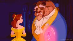 Beauty And The Beast GIF | Bella-Comforts-A-Sad-Beast-In-Beauty-And-The-Beast-Gif.gif