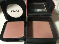 Benefit Dallas dupe- nyx high definition blush in glow HDB04 #nyx #dupe