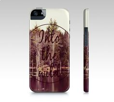 iPhone 5 Case $35.00 thecraftstar, phone cover, iphone 5 cover, photography, into the wild, small business