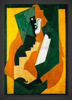 Albert Gleizes: Bust of Woman 1920