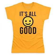 Official Two Tribes Emoji - It's All Good T-Shirt, Damen