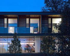 Best Ideas For Modern House Design : – Picture : – Description Fitzroy Park House by Stanton Williams Architects Luz Natural, Residential Architecture, Modern Architecture, Stanton Williams, Photo Deco, 1950s House, Park Homes, Decoration Design, Minimalist Home