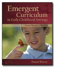 Emergent curriculum--- when this gets to an ebook i think i will be getting it!