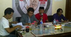 """Deputy Commission II Arif Wibowo said that people's support to Jokowi in the upcoming presidential election, could be """"singed"""" through election fraud."""