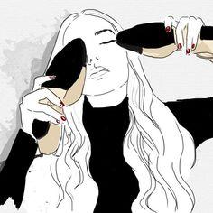 Chanelosità @dilettabonaiuti @thefashionablelampoon @chanelofficial #chanelosità #lampoon #fashionillustration #illustration #drawing #draw #chanel #chanelshoes #dilettabonaiuti #monicaruf