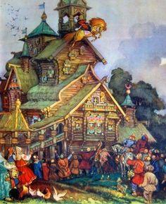 Николай Кочергин - Русские Волшебные Сказки