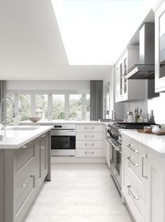 Be wowed with the Rivington kitchen by Multiwood