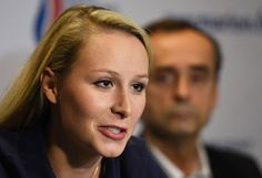Marion Maréchal-Le Pen: the new wonder-girl of France's far-right