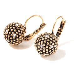 Diamond Ball oorbellen