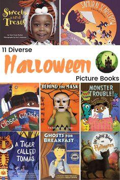 Halloween Books for Kids Halloween Books For Kids, Halloween Pictures, Halloween Costumes For Kids, Halloween Activities, Family Halloween, Craft Activities, Best Children Books, Toddler Books, Childrens Books