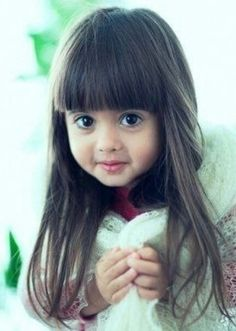 CUTE LITTLE GIRL....