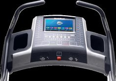 The feature-packed X11i Incline Trainer Console