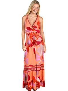 Hale Bob - Botanical Bliss Cabana Maxi Dress