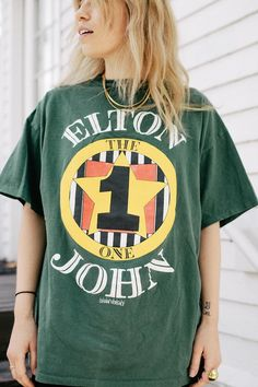 US@UO: Our Vintage Tee Stories - Urban Outfitters - Blog