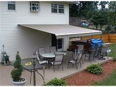JM FINLEY LLC - RETRACTABLE Awnings - Glen Mills, PA - Home and Garden Design Idea's
