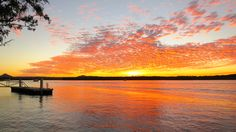 noosa river sunsets can be ama