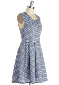 Picnic in the Pasture Dress, #ModCloth