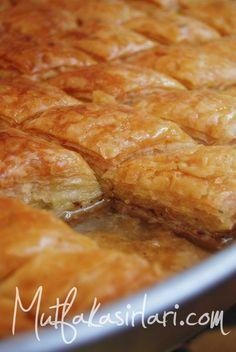 Pratik Ev Baklavası Tarifi | Mutfak Sırları