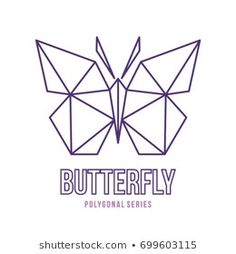 Find Low Poly Logo Icon Symbol Triangle stock images in HD and millions of other royalty-free stock photos, illustrations and vectors in the Shutterstock collection. Butterfly Logo, Butterfly Drawing, Origami Butterfly, Glass Butterfly, Triangle Drawing, Geometric Drawing, Geometric Art, Low Poly, 3d Pen Stencils