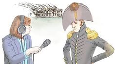 NPR creates an amazing re-enactment of the British Burning Washington, 1814 | So interesting to hear how journalists would have reported the drama