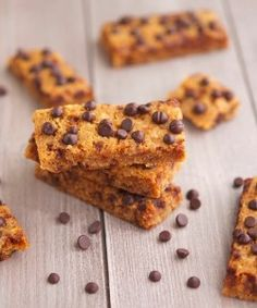 (Paleo) Choc Chip Cookie Sticks