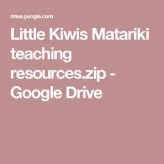 Little Kiwis Matariki teaching resources.zip - Google Drive