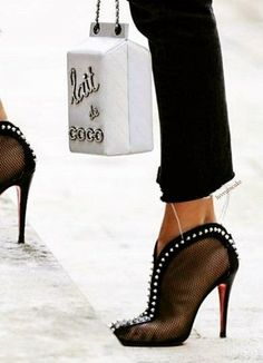 Chanel & Christian Louboutin