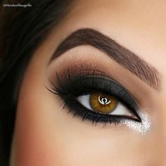smokey eye iluminado