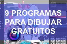 Programas de dibujo