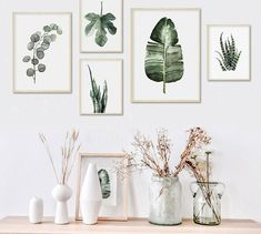 @hopdecor posted to Instagram: If you're looking to get a fresh breath of life into a room, these gorgeous watercolor prints of leaves help to bring the outside inside! With many different styles to choose from, you'll find the right one guaranteed! Printed on canvas for years of enjoyment. #leaf #plantstagram #plantsarefriends #succulents #greenfingers #succulenthoarder #greenthumb #foliage #urbanjungle #hopdecor #wallart #art #interiordesign #homedecor #home #scandinaviandesign…