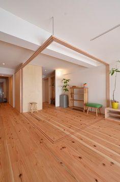 Home Room Design, House Design, Home Office Layouts, Glass Room Divider, Movable Walls, Sliding Room Dividers, Partition Design, Loft Room, Treatment Rooms