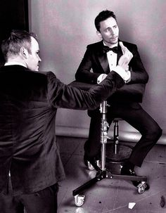 """""""bafta: Royal Opera House The lovely Tom Hiddleston poses for a snap in our boutique photo studio at the #EEBAFTAs."""" http://instagram.com/p/y4qaa4p3WK/"""