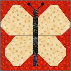 butterfly Quilt Block Patterns - Bing Images