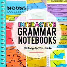 Interactive Grammar Notebooks