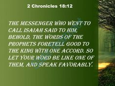 2 chronicles 18 12 the other prophets without exception powerpoint church sermon Slide04http://www.slideteam.net