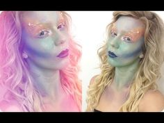 Mystical Mermaid Makeup Tutorial