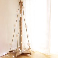 Christmas Tree Poms designed by Maison Pom Poms  Online shop and orders: www.maisonpompoms.com