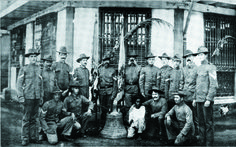to return three historic church bells that were taken during the Philippine-American War The Spanish American War, American History, Forced Labor, American Soldiers, Us History, Troops, Philippines, Scene, Painting
