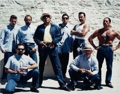 Blood in Blood out , La Onda Chicano Movies, Gangster Movies, Amor Chicano, Chicano Art, Cholo Art, Estilo Cholo, Arte Lowrider, Don Corleone, Bound By Honor