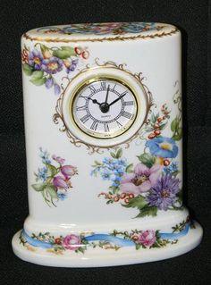 Dresden Clock - by Cherryl Meggs