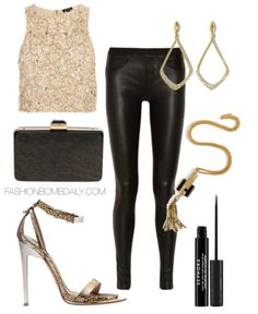 Fall 2013 Style Inspiration: What to Wear to a Boxing Match in Las Vegas - The Fashion Bomb Blog