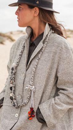 Necklace Sugarplum Big -