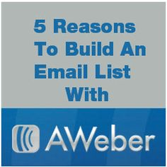 AWeber is one of the most popular email services for bloggers, find out whyr