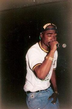 2Pac Rare Pictures