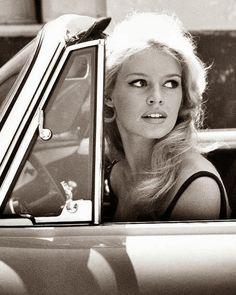 Brigitte Bardot - La Dolce Vita