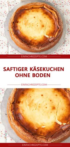 Juicy cheesecake without a bottom 😍 😍 😍 Best Picture For simple Desserts For Your Taste You are looking for No Bake Desserts, Easy Desserts, Cheesecake, Plated Desserts, Chocolate Peanut Butter, Buffet, Food And Drink, Low Carb, Sweets