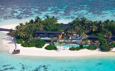 Wandering Through Paradise: Exquisite Villas On a Private Island in Maldives: The Kuda Hithi Island Coco Privé developed by the award-winning architect, Guz Wilkinson. Hotels And Resorts, Best Hotels, Beach Resorts, Island Villa, Maldives Resort, Fantasy Island, Island Resort, Tropical Paradise, Island Life